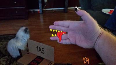 monster hand 2