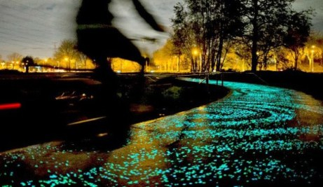 van gogh bike path