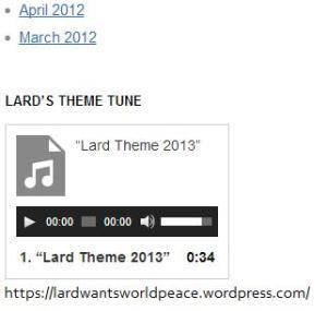 Lard Theme